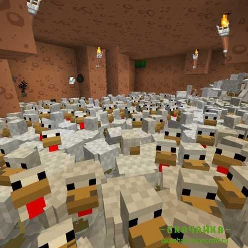 ��� Stacksize ��� Minecraft 1.10.2/1.7.10