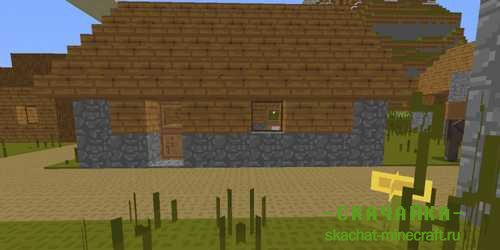 Текстуры Bread Crumbs для Minecraft 1.10.2/1.10