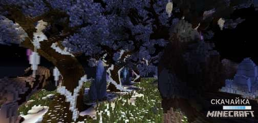 Карта The Last Snow of the Spring для Minecraft 1.10.2/1.10/1.9.4