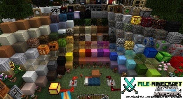 Мод Resource Loader для Minecraft 1.11/1.10.2/1.9.4/1.9