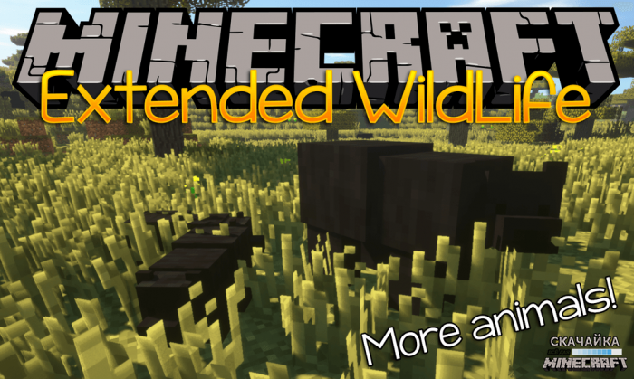 Extended WildLife 1.12.2